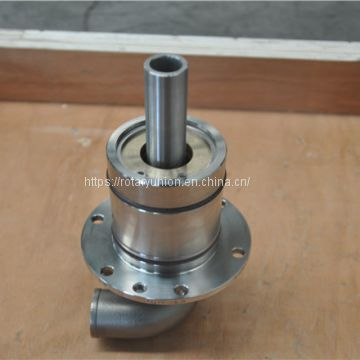 OEM customization rotary joint for roller cooling in iron and steel industry  rotary joint for hydraulic oil