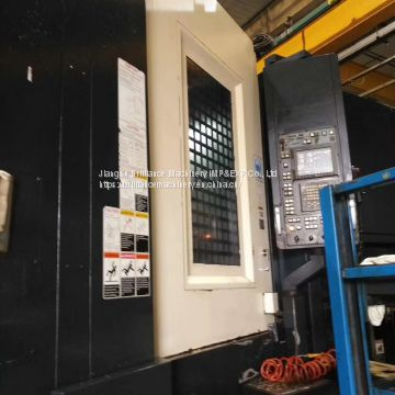 Makino A100 Twin Pallets Horizontal Machining Center