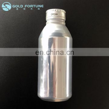 330ml Aluminum Beverage Can With Screw Top