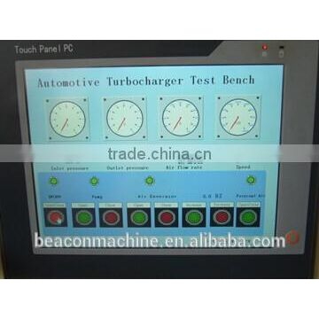 Beacon electrical turbo turbocharger BCZY-2C diesel engine turbocharger test bench