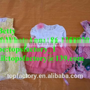 Premium Grade baby used children clothes