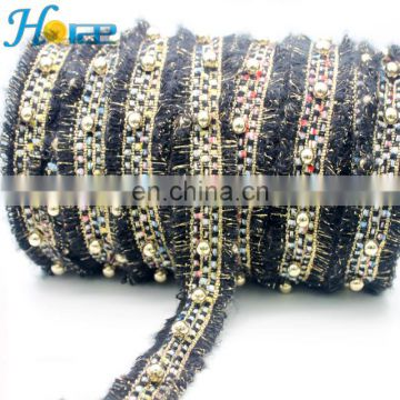 hit154 3cm new arrival laces trimmings ribbons for shoes bags and clothing