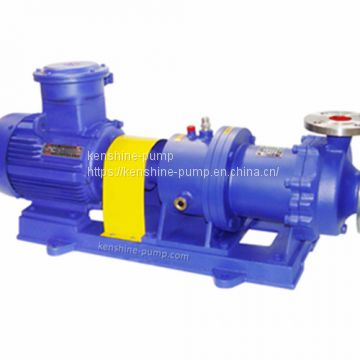 ZCQ Stainless steel self priming magnetic chemical pump