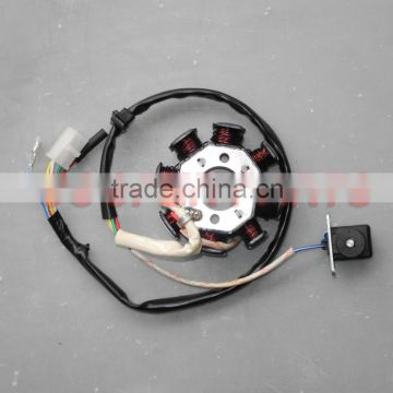 GY6 Stator 125/150CC 8 Coil for ATV,Scooter and Go Kart with152QMI and 157QMJ Engine