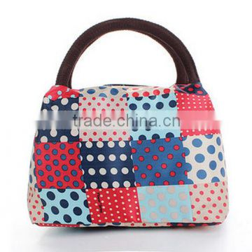 Picnic Lunch Box Bag / Lunch Carry Tote / insulated lunch bag