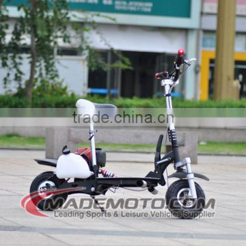 CE Approved Gas Scooter Supplier