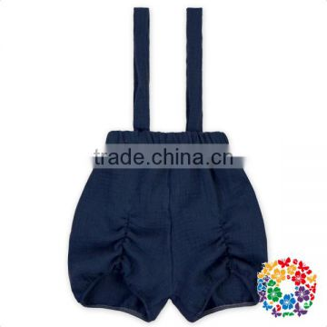 Children summer New Fashion Suspender Short Pants Designer Girls Lavender Shorts
