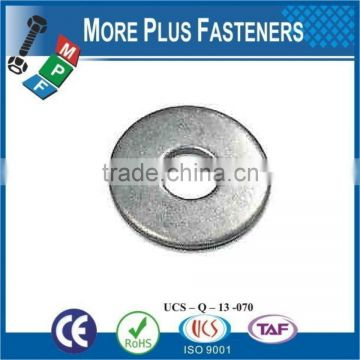 Made in Taiwan Dip Galvanized Finished Stainless Steel Metal Dock Washer