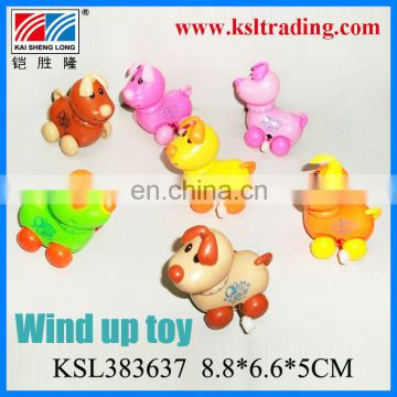 plastic hot wholesale/manufacture wind up dog
