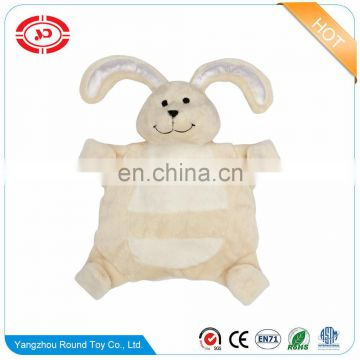 Baby soft Comforter Large Cream Bunny blanket