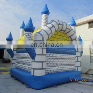 New design prices happy hop bouncy castle inflatable slide with great price
