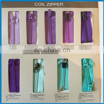 7 Ykk Nylon Colorful Pastel Zippers Assorted Zippers Wholesale