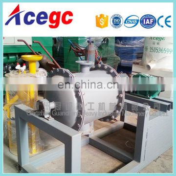 Gold amalgamator,mercury retort gold refining machine