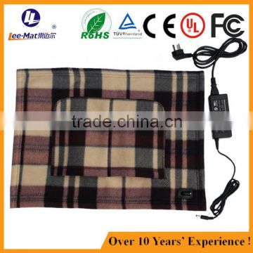 Cheap Electric heated battery blanket rechargeable industrial heater electric heating blanket