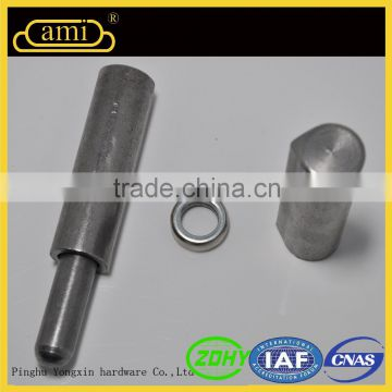 Pin Metal Door Fence Zinc Plated Welding Hinges