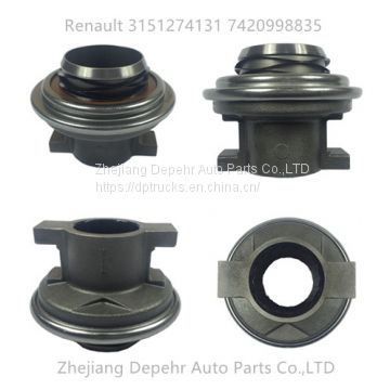 Zhejiang Depehr Heavy Duty European Tractor Cooling System Water Tank Renault Truck Plastic Expansion Tank 7420828416