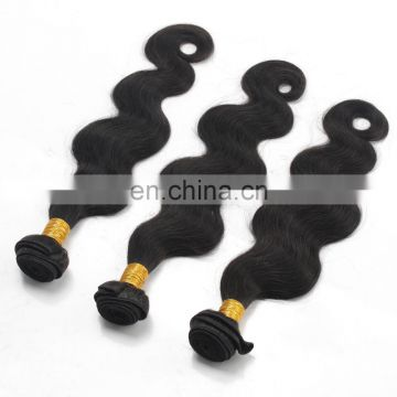 Cheap remy human hair weaving 100% remy hair extension