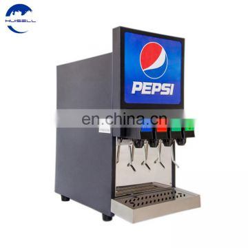 Coke juice cokedispensingmachinefor snack food shop
