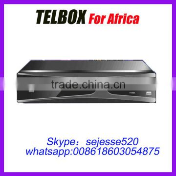 New arrival Stocks for 2015 QSAT latest version TELBOX T1 VDF HD