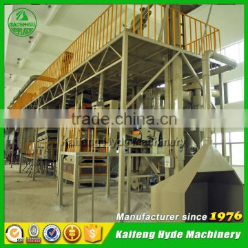 10T Wheat Buckwheat processing line from Hyde Machinery