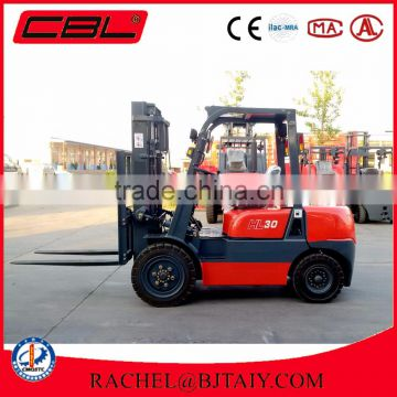 3ton ce approved fork lift with diesel engine