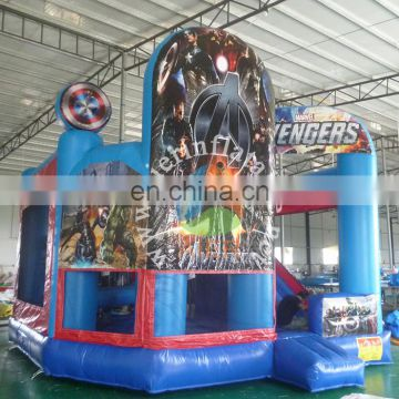 Indoor Inflatable Castle For Kids,Cheap and Qulaity Inflatable Combo Bouncy Castles for Sale
