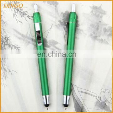 Marketing gift items promotional Touch Screen Pen with ball pen stylus pen