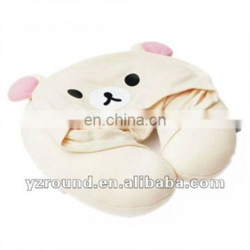 Neck cushion bear neck pillow