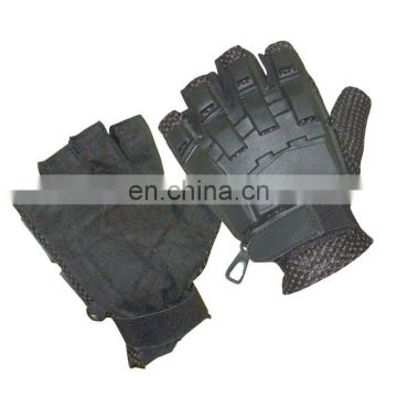 High quality Professional police gloves Cut resitant / Kevlar proctected