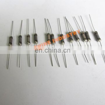 Thin film fixed metal film resistor nonflammable carbon film resistor