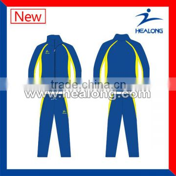 New style sublimate OEM tracksuit