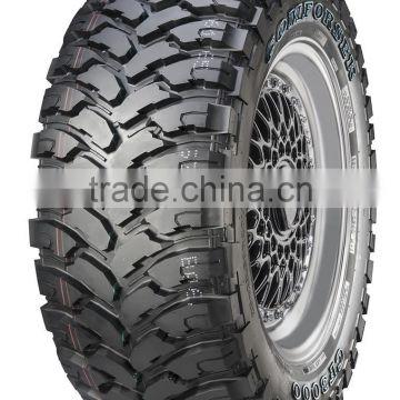 san francisco 14631 cab1c Comforser mud tires 3312.50r15 light truck tyre 28575r16 .