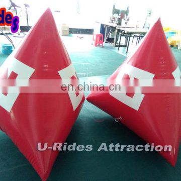 inflatable water safety buoys