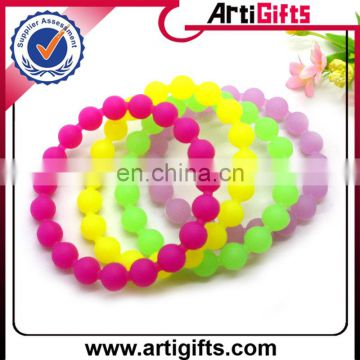 Good quality multicolor diy wristband for music theme gifts