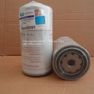 Fuel Filter 65.12503-5026A FF5421 P550881 11LC-70010 Fuel Filter manufacture DOOSAN DAEWOO