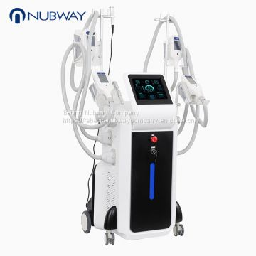 Factory non invasive fat loss body shaper slimming machine cryolipolysis cellulite reduce machine 2018