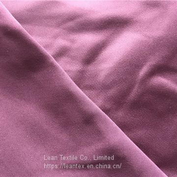 Polyester Satin Memory Fabric 195 gsm Plain Dyed