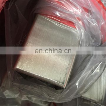 30mm stainless steel square tube 316L