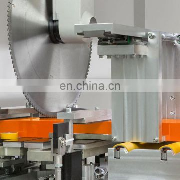 4 Axis CNC Milling Drilling Machining Center For Aluminum profile window and door curtain wall 39