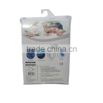 Good quality plain white waterproof bed sheet for home and hotel                                                                         Quality Choice