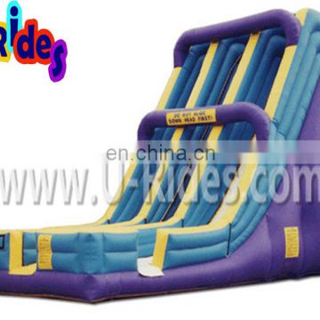 great inflatable slide