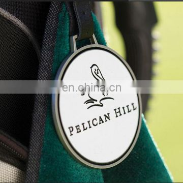 Pelican Hill Signature Golf Bag Tag Metal