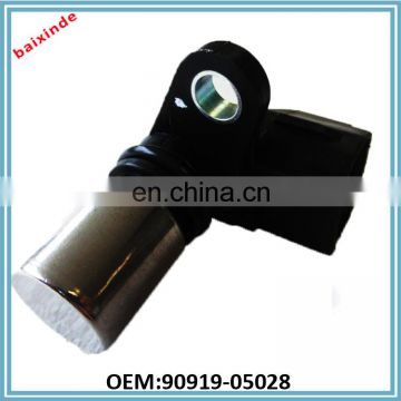 Auto parts 2.5-3.0L 05 Crankshaft Position Sensor 90919-05028 as OEM 9091905028