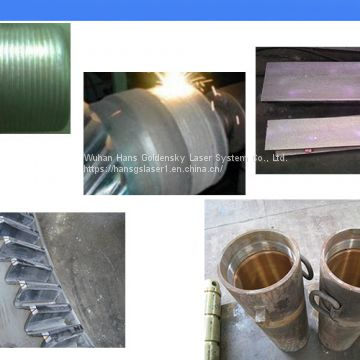 Supply crankshaft repair, crankshaft wear laser cladding repair