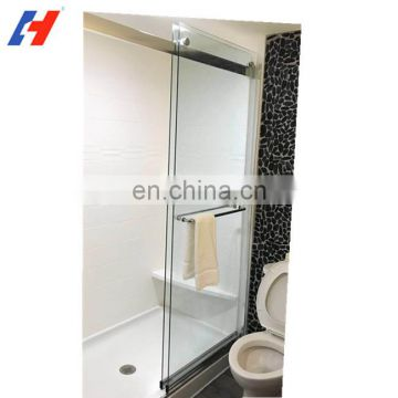 nano tempered glass bathroom