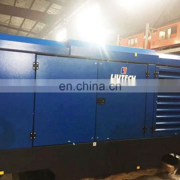 Fast delivery large diesel screw air compressor with great price