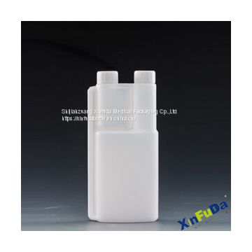 A190-1000ml Twin Neck Bottles