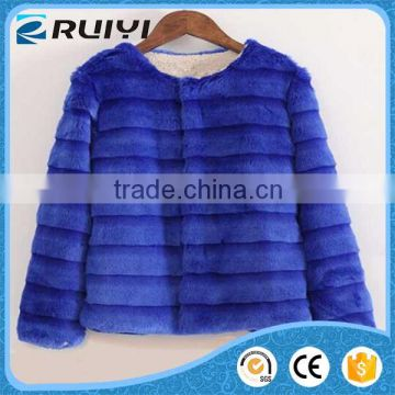 kids fake fur clothing for winter wear