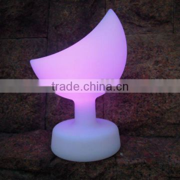 rechargeable remote control led table lamp