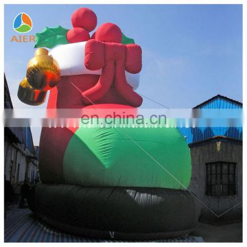 giant inflatable shoe model for sale